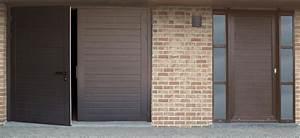 Porte De Garage Novoferm : porte de garage battante novoferm ~ Dallasstarsshop.com Idées de Décoration