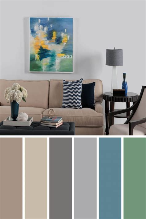 beautiful living room wall color ideas matching