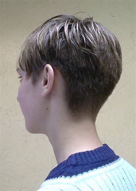 view  pixie haircut