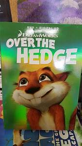 Over the Hedge on DVD (CDs & DVDs) in Cedar Rapids, IA ...