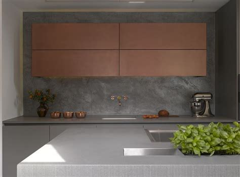 kitchen feature wall tiles roundhouse burnished copper metallic finish youngsbury 4760