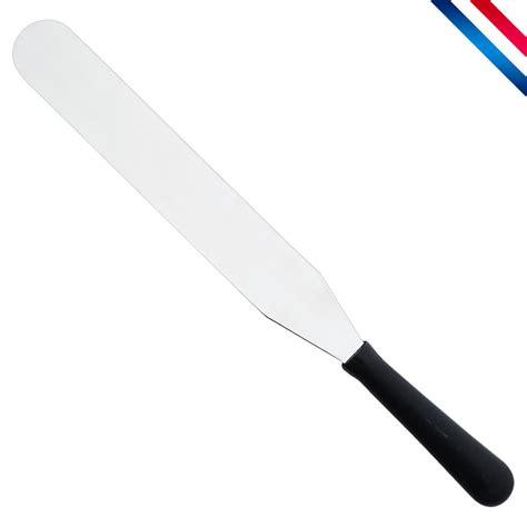 table de cuisine noir spatule coutellerie au nain