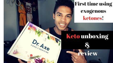 dr axe ancient nutrition supplement review keto unboxing