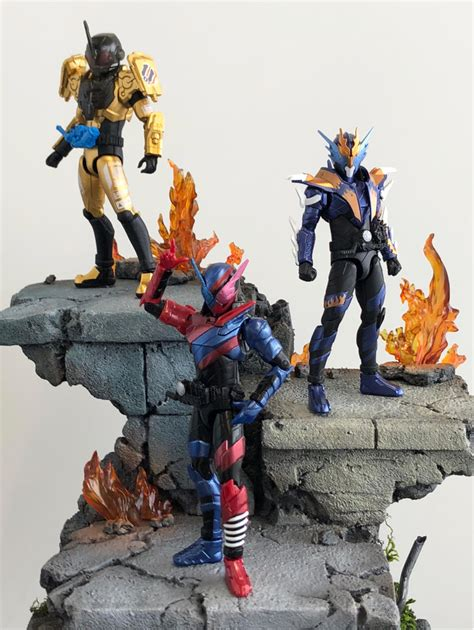 rider kick figure series bandai upcoming japan hand figures tokunation jump discussion thread comments