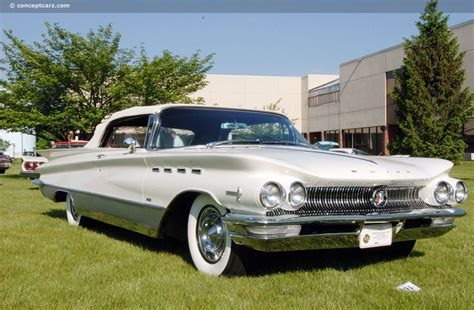 1960 Buick Electra At The 19th Annual Concours D'elegance