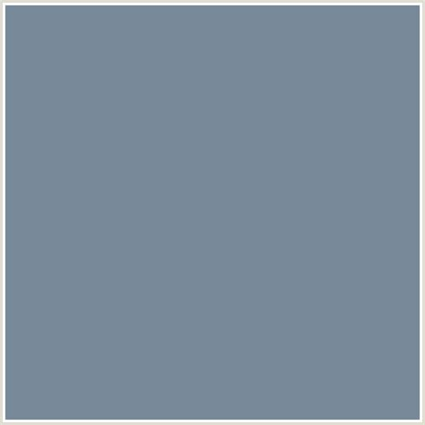 what colors go with slate gray 778899 hex color on colorcombos com with rgb values of 119 136 153 and cmyk values 0 222 0