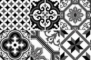 Faux Carreaux De Ciment : cr dence adh sive carreaux de ciment ginette ~ Dailycaller-alerts.com Idées de Décoration