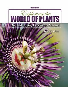 Exploring The World Of Plants  General Botany Laboratory