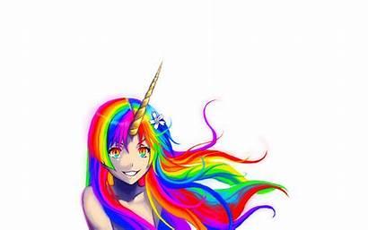 Unicorns Rainbows Unicorn Rainbow Animated Wallpapers Clipart