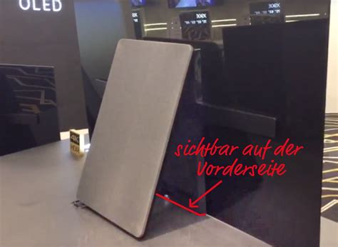 Tv Stand On Wall Mount by Sony Oled A1 Standfuss 2 A1 Oled Sony Standfuss