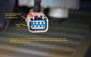 Testing Fuel Guage  Sending Unit  - Dodge Diesel