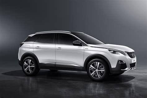 Peugeot 3008 Picture by Peugeot 3008 Gt Gt Line Pictures Auto Express