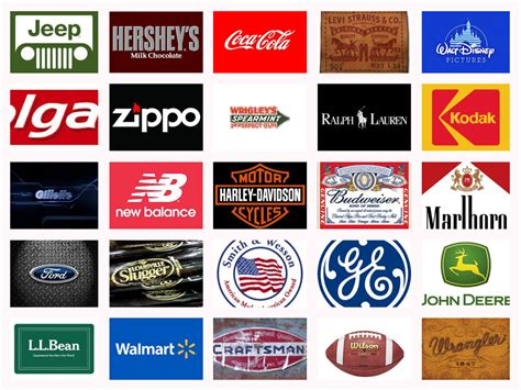 The Most Patriotic Brands in America - The Interrobang