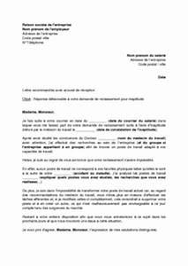 Lettre De Contestation Taux Ipp Accident Travail : modele courrier forme de lettre jaoloron ~ Maxctalentgroup.com Avis de Voitures