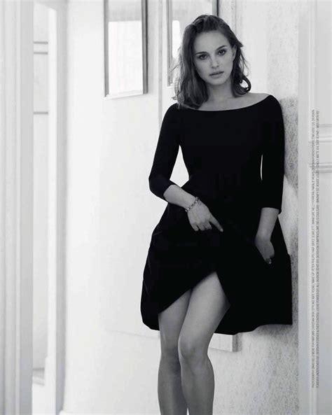 Elle Photoshoot  Natalie Portman Com