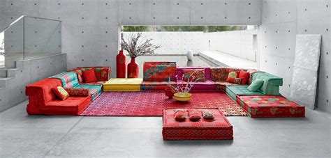 canapé mah jong mah jong sofa roche bobois