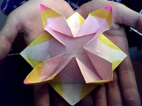 origami per bambini fiori lavoretti di primavera per bambini i fiori di origami www