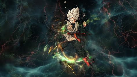 120 Black Goku HD Wallpapers | Background Images ...