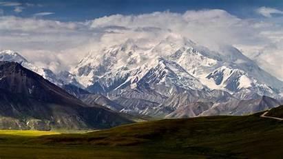 Alaska Denali Mount Mckinley National Park Mountain