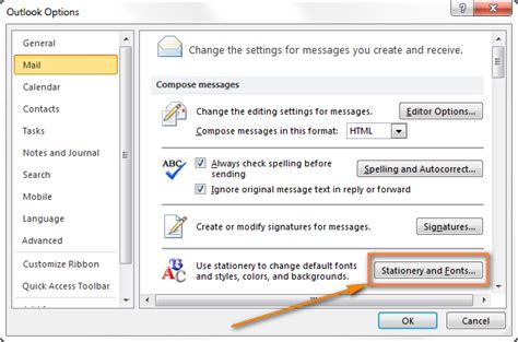 create email templates  outlook