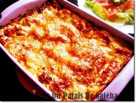 cuisine italienne facile lasagnes à la bolognaise recette facile aux délices du