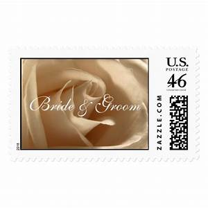 wedding invitation postage stamp zazzle With wedding invite stamps usps
