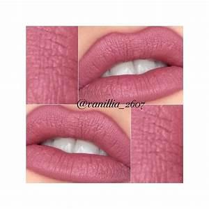 nyx tea rose matte lipstick   BEAUTY   Pinterest   Matte ...