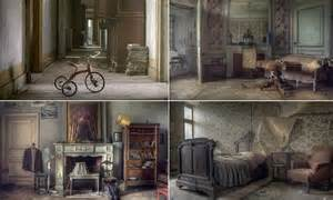 abandoned belgian mansion brimming