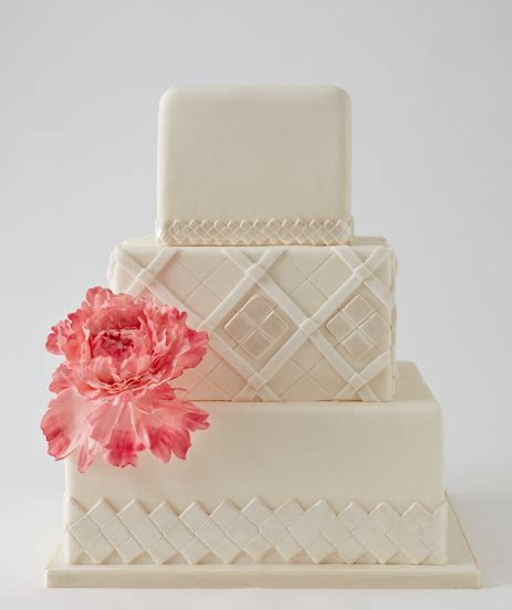 Featured Cake: Lulu Cake Boutique; 42 Most pretty wedding
