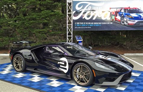 New 2017 Ford Gt Karl On Cars With An Emphasis On