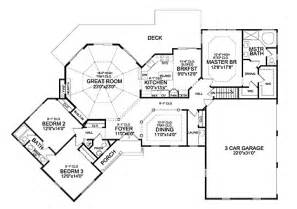 one story house plans with 4 bedrooms winston 3 car 5241 3 bedrooms and 2 baths the house