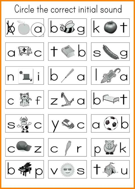 Printable Alphabet Letters Kindergarten  Printable 360 Degree