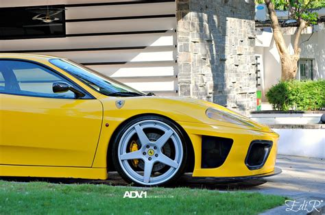 New and used 360 prices, ferrari 360 model years and history. Ferrari 360 Modena custom wheels ADV.1 5 Track Spec 20x8.5, ET , tire size / R20. 20x12.0 ET