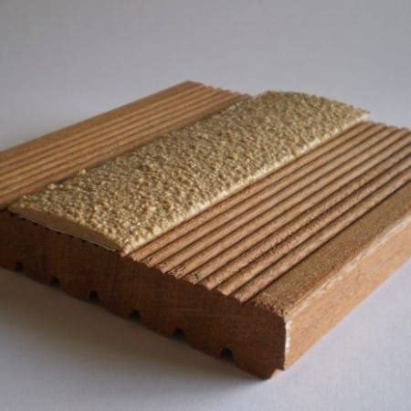 lame antid 233 rapante pour terrasse en bois
