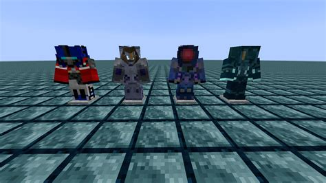 thehackers transformers prime mod minecraft mods