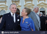 Duke Max of Bavaria and Duchess Elizabeth of Bavaria ...
