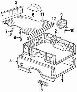 Gmc C1500 Truck Bed Floor  6 5 Foot Fleetside
