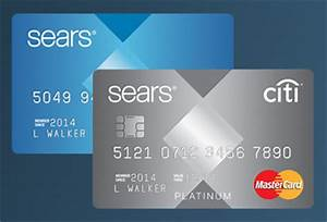 Sears citi card payment center best business cards for Sears business credit card