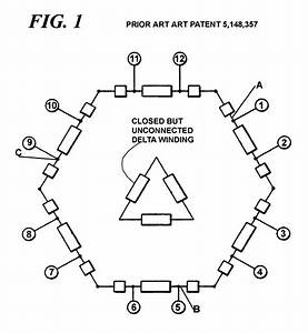 Patent Us7719858 - Fifteen-phase Autotransformer