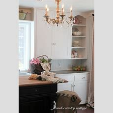 French Cottage Kitchen  French Country Cottage