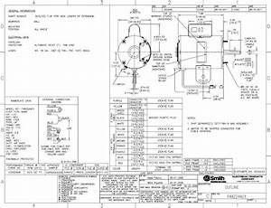 Ao Smith 2 Speed Motor Wiring Diagram Collection