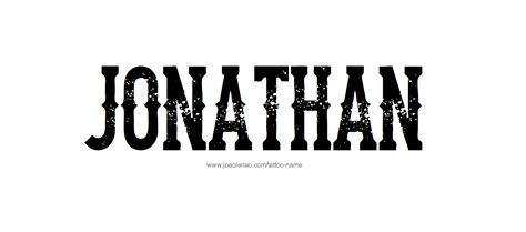 jonathan  tattoo designs