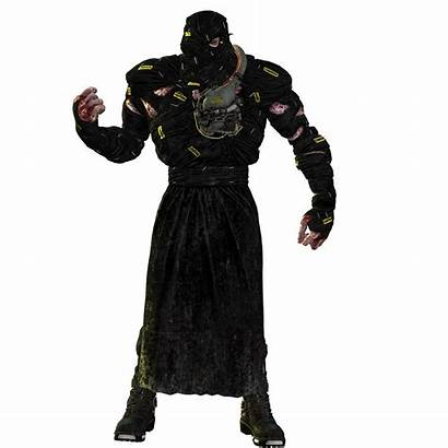Resident Nemesis Evil Remake Render Deviantart Favourites