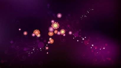 Purple Background Abstract Digital Animated Px Royalty