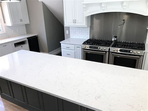 kitchen cabinets backsplash cambria swanbridge countertops center