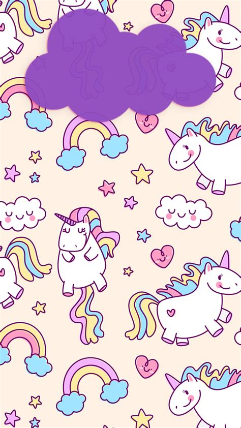 Ultra HD Pink Unicorns Wallpaper For Your Mobile Phone 0481