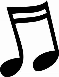 Music Note Paired Notes Clip Art at Clker.com - vector ...