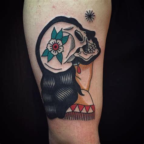 Rad Old School Tattoos By Patryk Hilton Tattoodocom