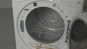 Whirlpool Alpha Electric Dryer Drying Rack Installation