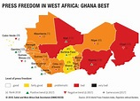 Press freedom in West Africa: Ghana best | West Africa ...